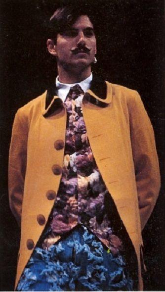 Vivienne Westwood S/S 1991