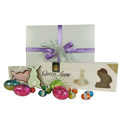 Rabbits + Eggs Easter Gift Box - Bestow Gifts Auckland