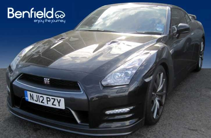Just one word to describe this car.... AWESOME  Nissan GTR