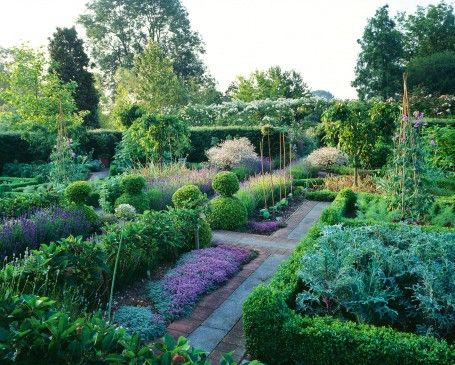 The 137 best images about Idyllic Potagers on Pinterest Gardens