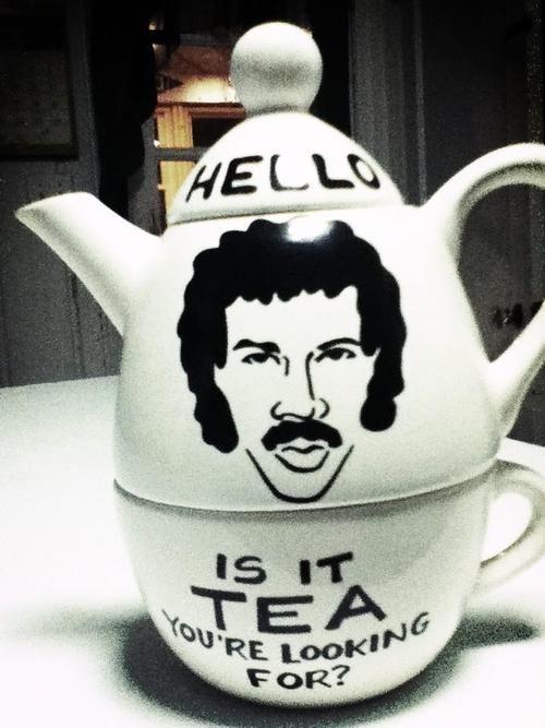 Lionel Richie :D
