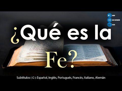 185 Sin Fe Es Imposible Agradar A Dios Youtube Agradar A Dios Alabanzas A Dios Frases Biblicas Motivadoras