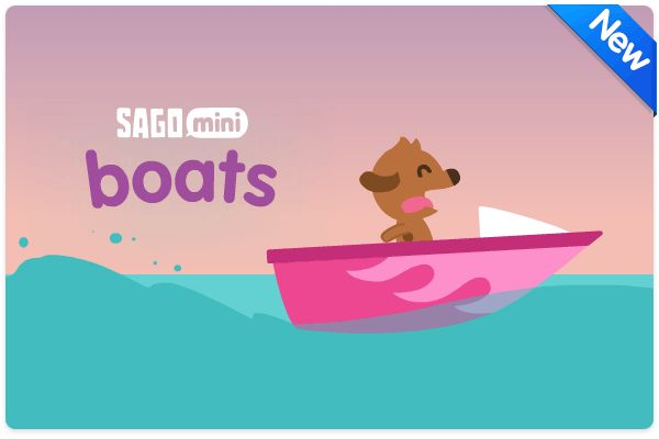 Learn more about about our thoughts on Sago Mini Boats. http://www.sagosago.com/parents/boats/