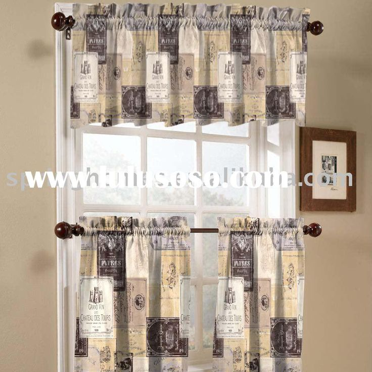 Kitchen Curtains Google Search.