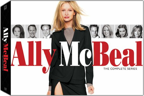 """""""I like being a mess. It's who I am.""""   Ally McBeal"""