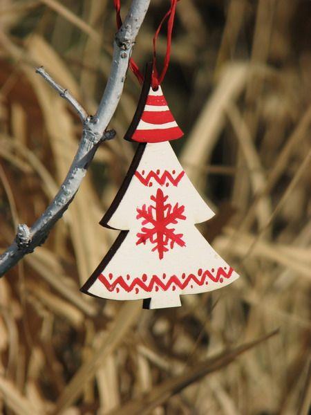 Karácsonyi dekoráció skandináv stílusban - Helló Karácsony
