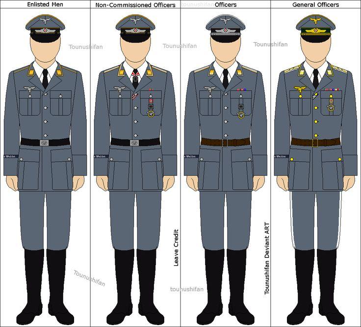 German Luftwaffe Uniform 31