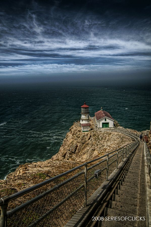 Point Reyes Light House, California