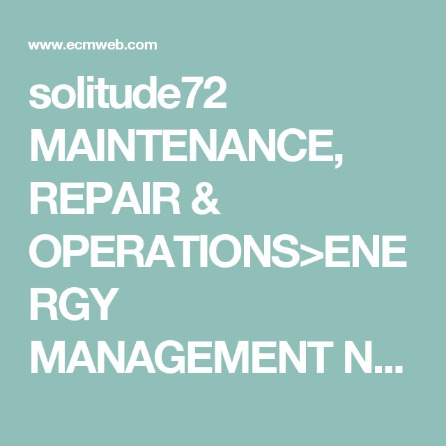 solitude72 MAINTENANCE, REPAIR & OPERATIONS>ENERGY MANAGEMENT National Grid Offers Free Professional Energy Network  Program provides energy efficiency resources and technical support to electrical professionals