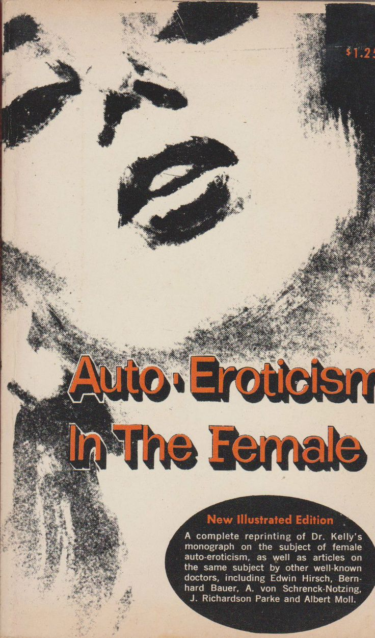 Auto-Eroticism In The Female by G. Lombard Kelly, M.D. [NO DATE]