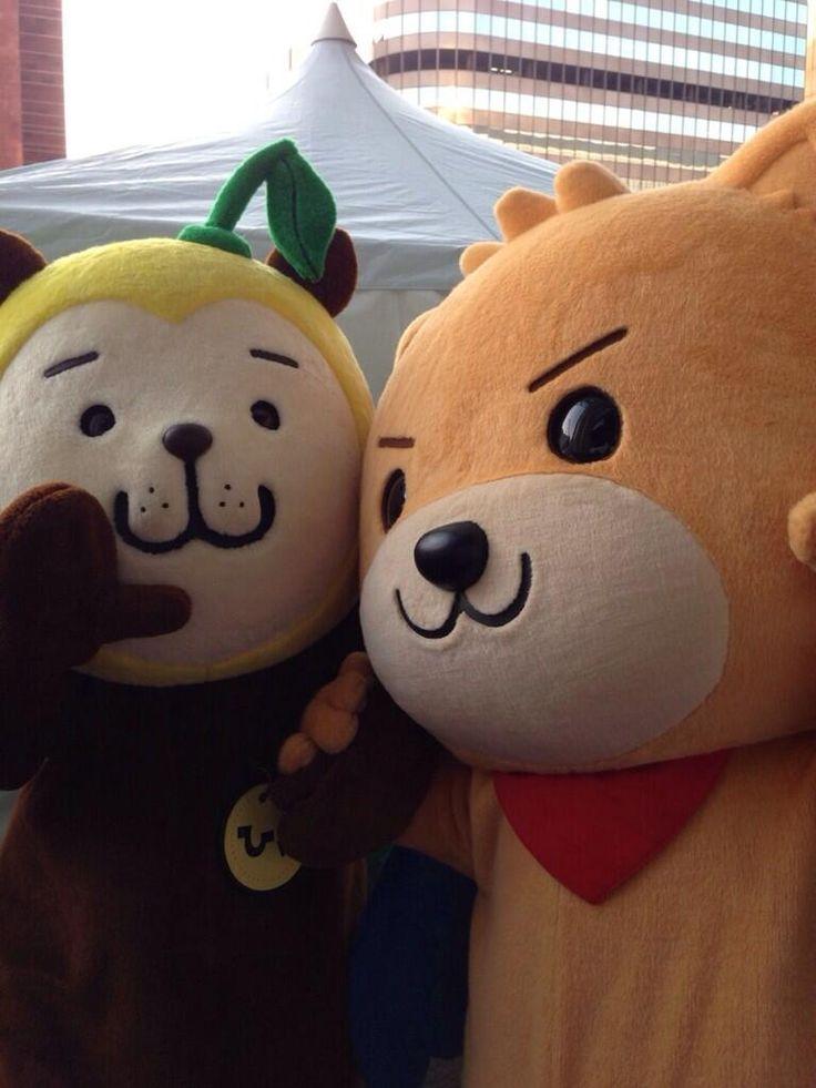 みやざき犬ひぃくんとも撮ってもらったよ〜!おくちが似てるね⁉︎ #Miyazaki  #chikugo #ご当地キャラ #はね丸 pic.twitter.com/0FeDRnatXj