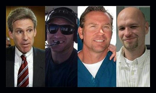 J Christopher Stephens, Glen Doherty, Tyrone S Woods, Sean Smith, : Benghazi Deaths