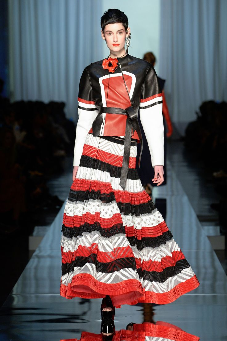 Jean Paul Gaultier Spring/Summer 2017 Couture Collection
