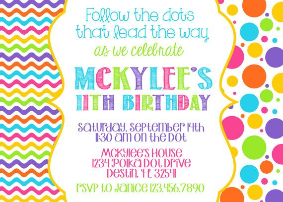 polka dot birthday invitation templates 28 images polka dot
