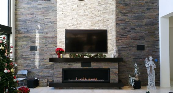 H series by european home 60 vent free fireplace for European home fireplace