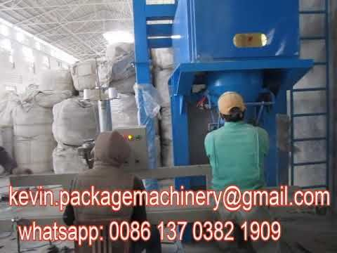 15 kg packing machines  Automatic 25kg fertilizer packing machine