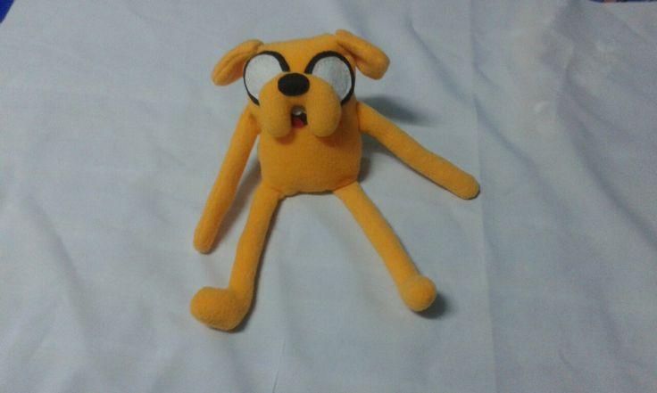 Jake el perro peluche