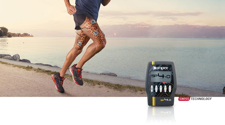 Electrostimulateur Compex - Electro musculation - Compex