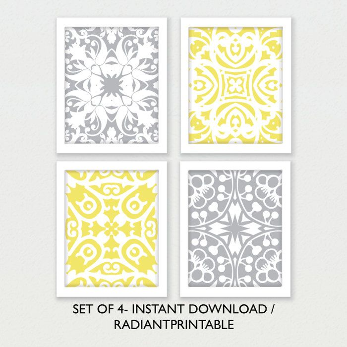 242 best Etsy-Radiant Printable images on Pinterest | Printable wall ...