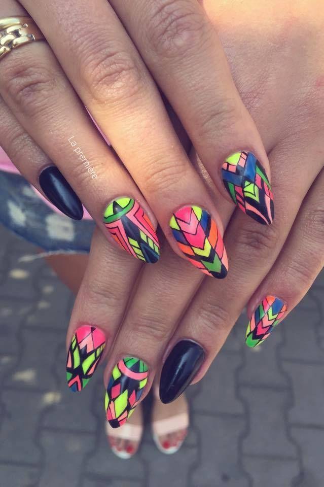 Wakacyjne szaleństwo z SPN Nails :)