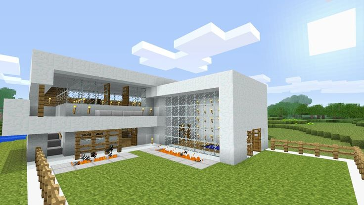 Cool Minecraft House Designs |
