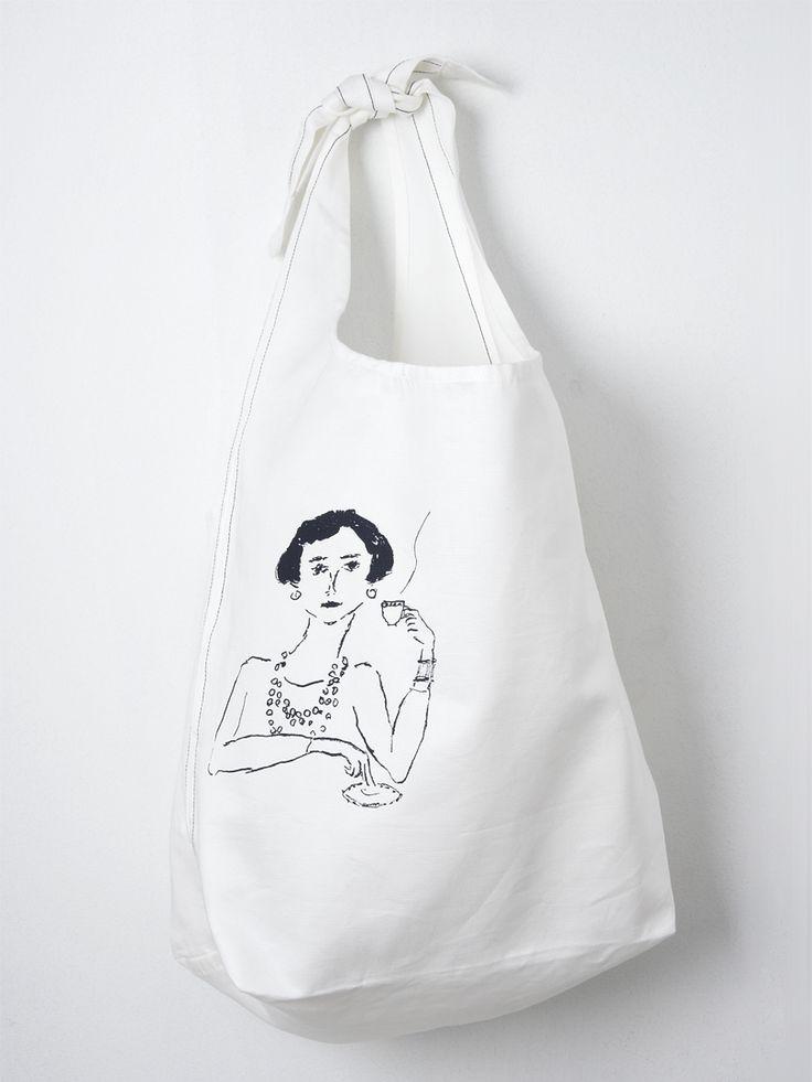 Mrs Marmalade tote bag