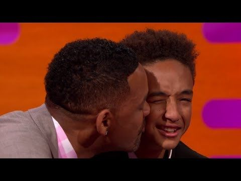 """This is a great interview...You must check it out. Jaden And Will Smith On The Graham Norton Show Full Interview HD. PART #1. Will And Jaden join Graham to chat about their careers, their new film """"After Earth"""" and end by performing a rap together, trust me when I say this is TV GOLD! (Other guests are Bradley Cooper and Heather Graham) PART 2: http://www.youtube.com/watch?v=k1IBej.."""