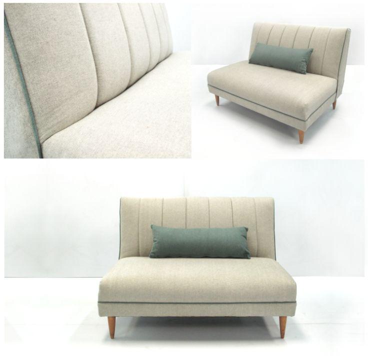 126 best muebles fantasma images on pinterest furniture ghosts and mesas - Sillon dos plazas ...