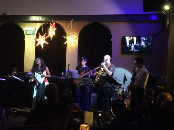 Andayoma at Sultan Jazz Club, March 20