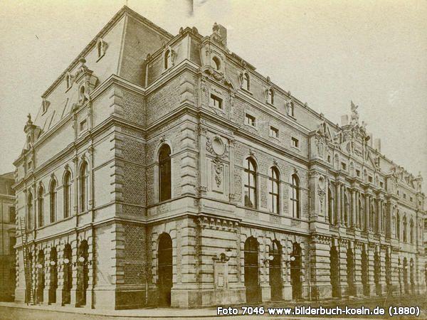 AltesSchauspielhaus, Glockengasse 1, 50667 Köln - Altstadt-Nord (1880)