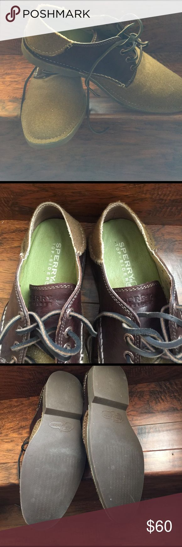 Sperry shoes Men's Sperry shoes excellent condition Sperry Top-Sider Shoes Boat Shoes
