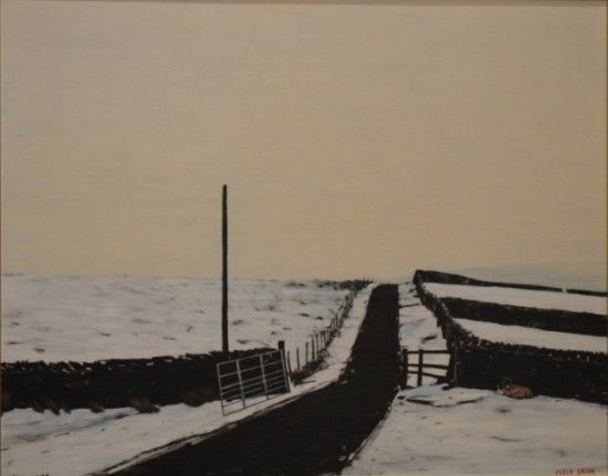 Peter Brook, Early Lamb | Paintings For Sale | Specialists In Modern British Art | Gateway Gallery Ltd