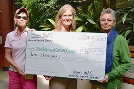 Oct '14 Golf Tournament Supports RCCF