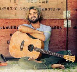Xavier Rudd my new favourite artist