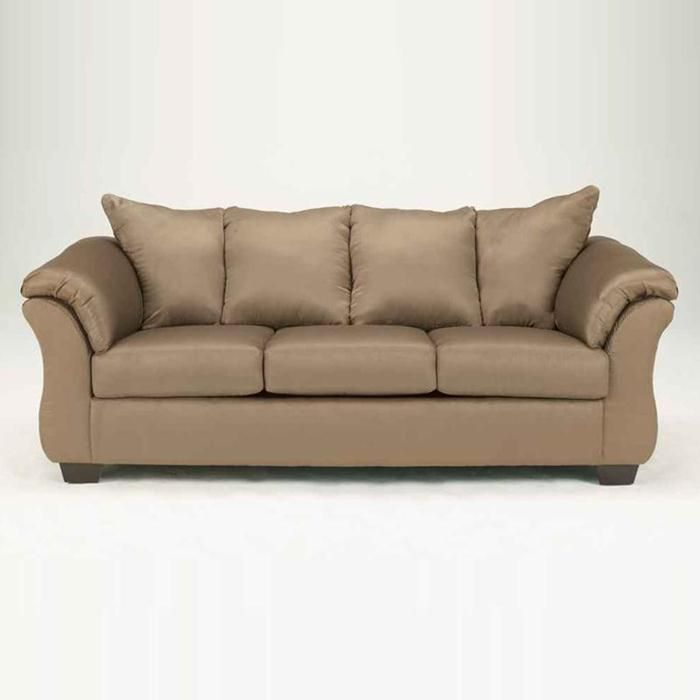 Darcy Sofa in Mocha | Nebraska Furniture Mart  $279.99 (Nebraska Furniture)