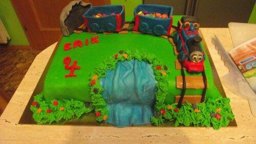 Torta vlacik Tomas