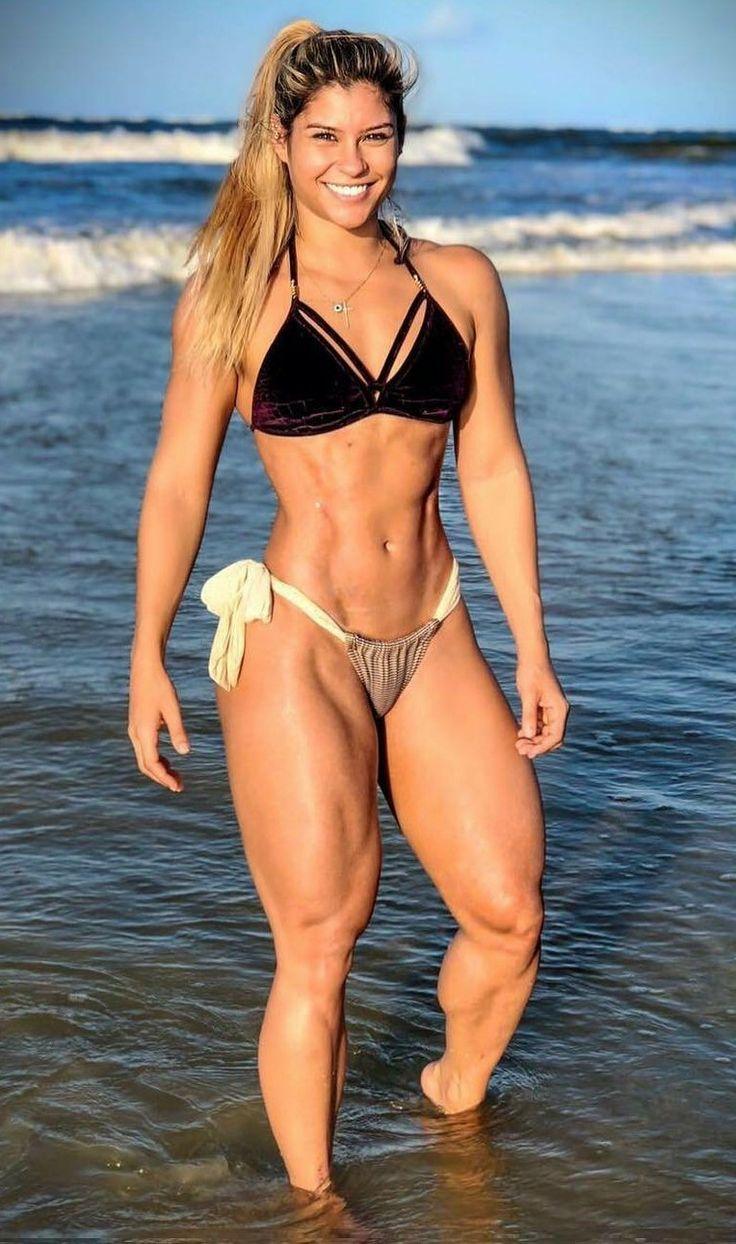 Азарова Спортсменка Бикини Фото
