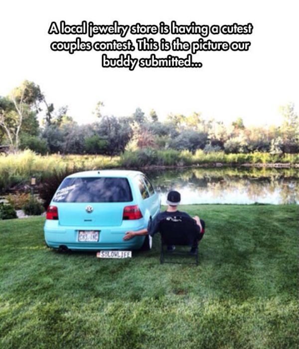 Cutest Couple   // funny pictures - funny photos - funny images - funny pics - funny quotes - #lol #humor #funnypictures