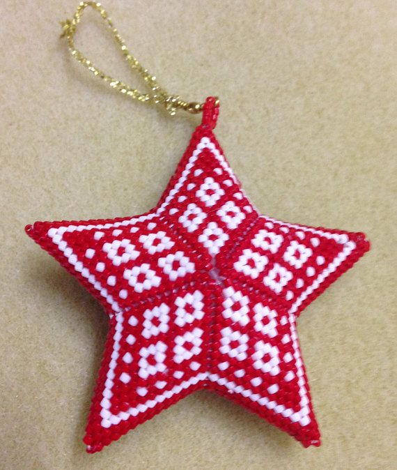 6745 Best Beading Christmas Ornaments Amp Jewelery Images On