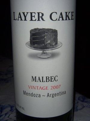 Layer Cake Malbec Food Pairing