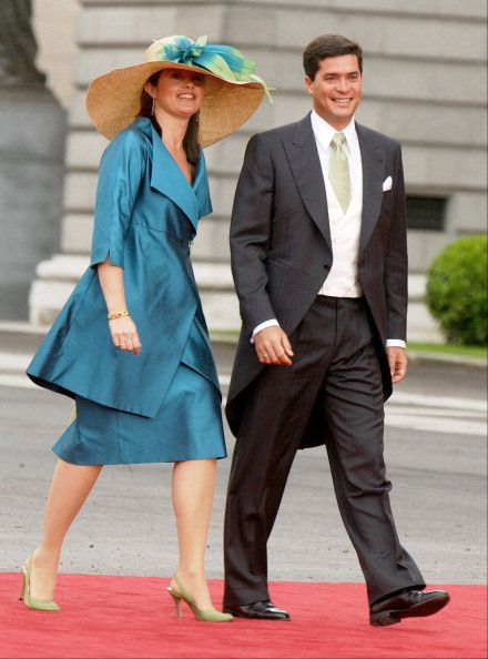 Princess Alexia of Greece and Denmark, May 22, 2004 | The Royal Hats Blog