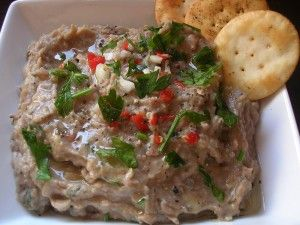 Bigilla! (Traditional dried bean dip!)