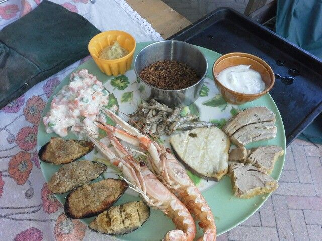 Grilling - Fish