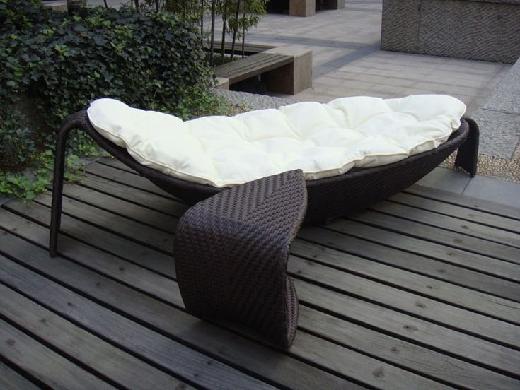 oltre 25 fantastiche idee su mobili da giardino su pinterest ... - Mobili Da Giardino In Rattan Vita Moderna