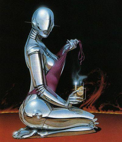 Robot de Sorayama