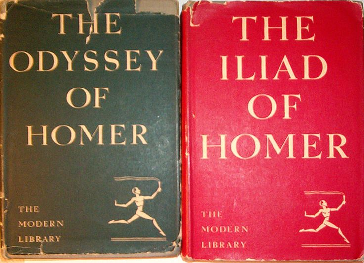 How do I write a comparative essay on The Iliad and The Odyssey ?