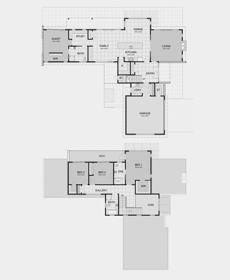 David Reid Homes - Contemporary 11 specifications, house plans & images