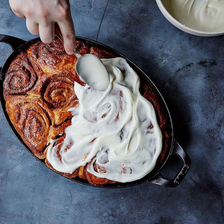 Cinnamon Rolls Recipe on Food52 recipe on Food52