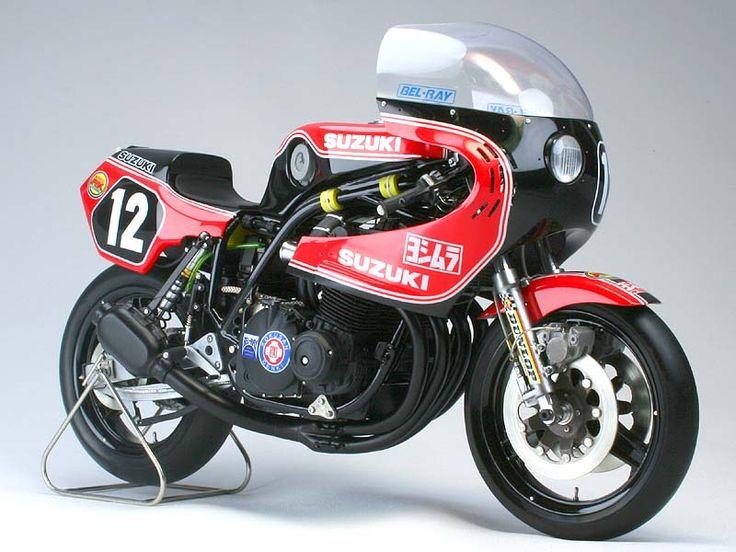 1980 Yoshimura GS1000R Cooley-Crosby Endurance Racer