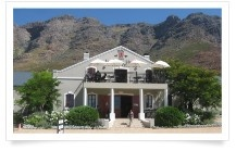 Jason's Hill Wine Estate.  Apart from their lovely wine and bistro, they boast a 6,5 km hiking trail with breathtaking views on the valley with a wide selection of fauna and flora.